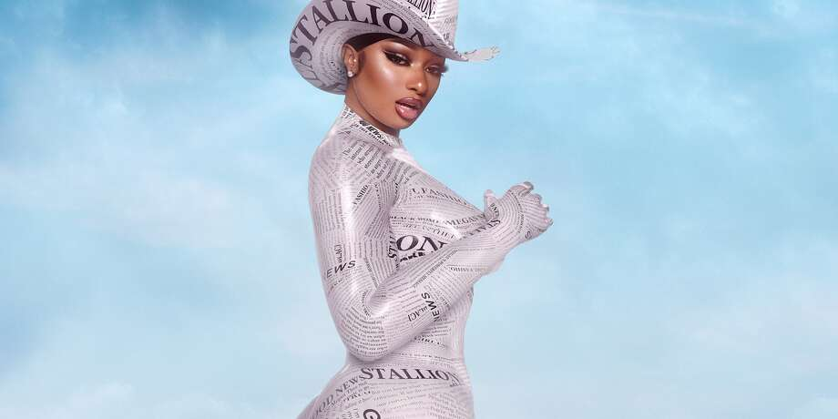 """Megan Thee Stallion is known for proudly touting her """"H-Town Hottie"""" status in her raps. Photo: Photo Courtesy Of Huxley"""