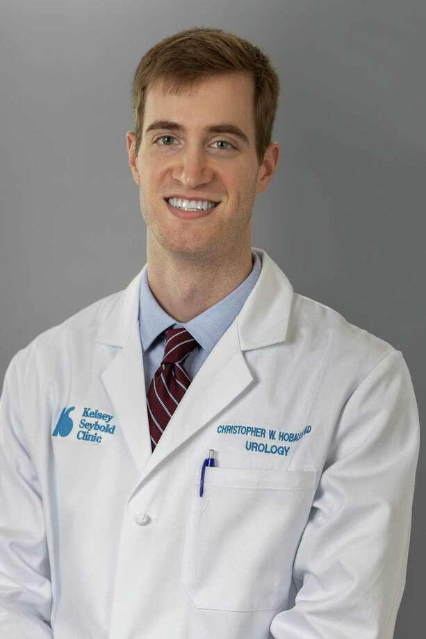 Dr Christopher Hobaugh, a urologist with Kelsey-Seybold in The Woodlands, says focusing in the early warning signs of testicular and prostate cancers can help catch them before the conditions morph into more problematic situations. Photo: Courtesy / Courtesy
