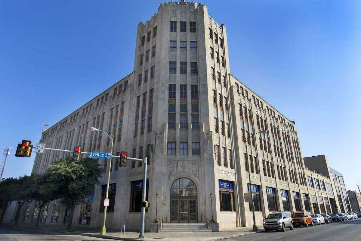 The San Antonio Express-News plans to move out of its headquarters at 301 Avenue E. and into new offices at the nearby Light building.