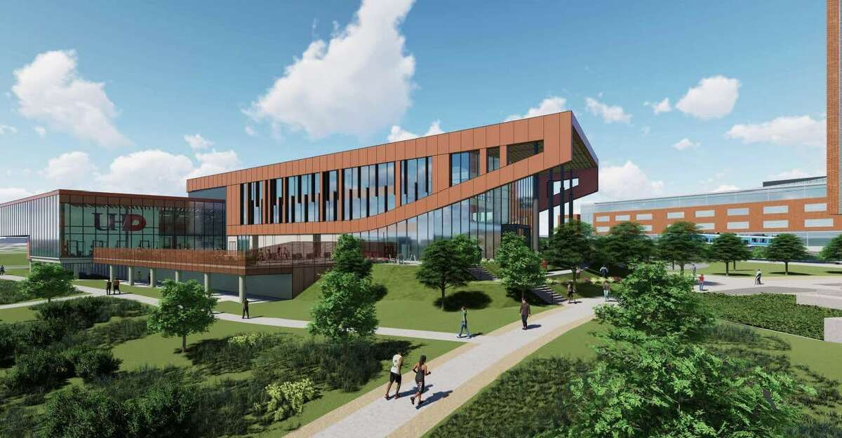 The University of Houston-Downtown Student Wellness & Success Center will break ground in January 2021.