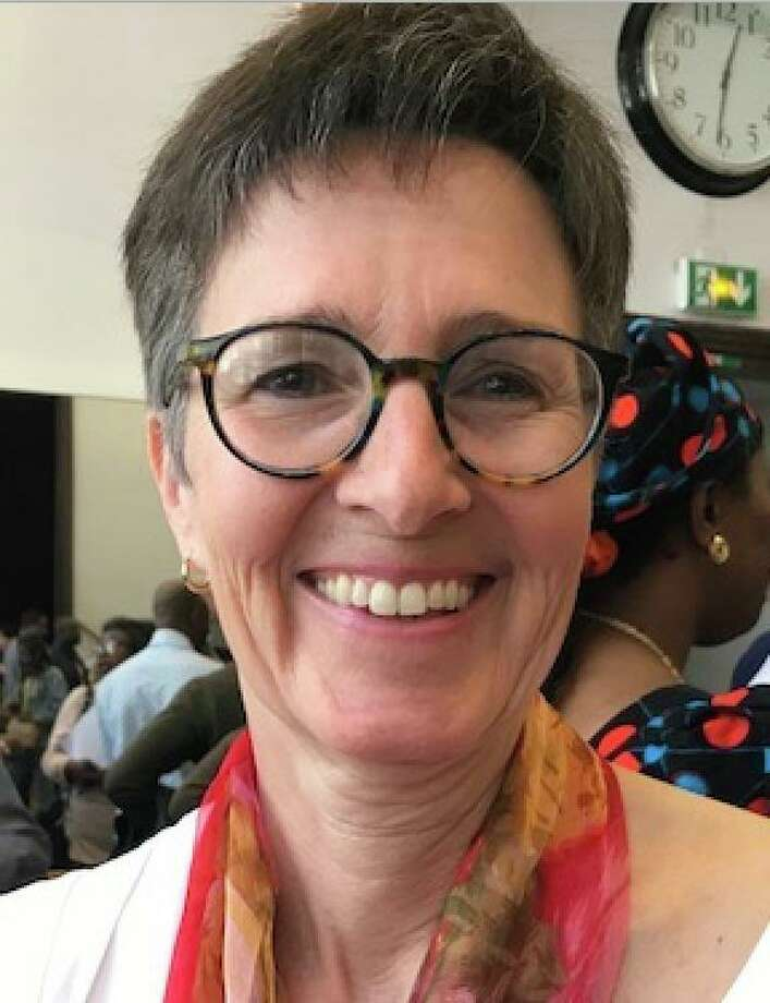 "Former Director of Women's Ministry at the American Church in Paris, and former Director of the orientation program ""Bloom Where You're Planted,"" which introduces English speaking newcomers to Paris, Kim Herr, (pictured), is the new manager of operations at the non-profit organization, Staying Put In New Canaan. Photo: Staying Put In New Canaan / Contributed Photo"