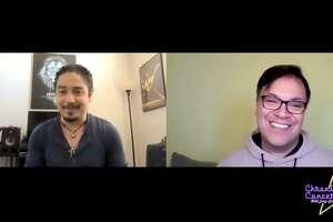 Chris Perez talks to music writer Joey Guerra.