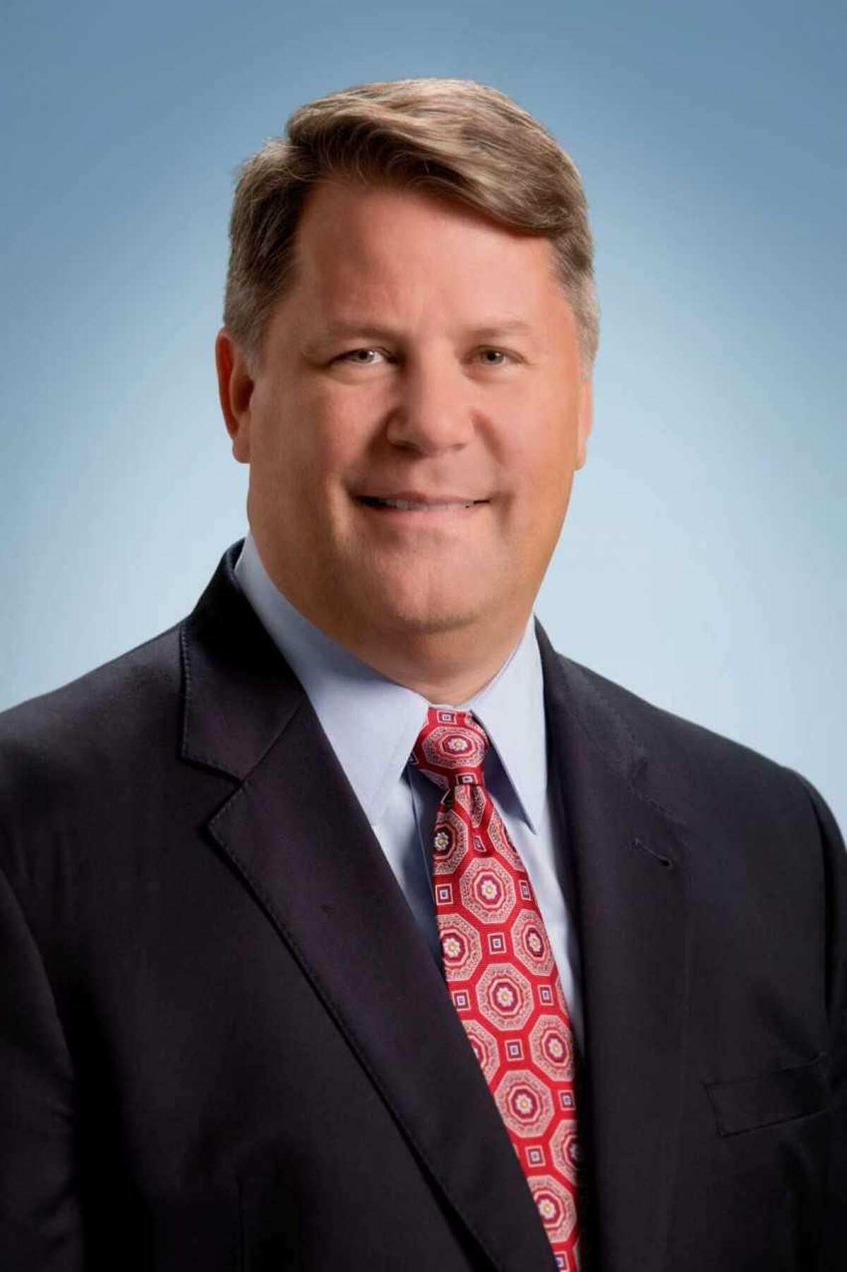 Keith Barber, CEO of Houston Methodist Willowbrook Hospital.