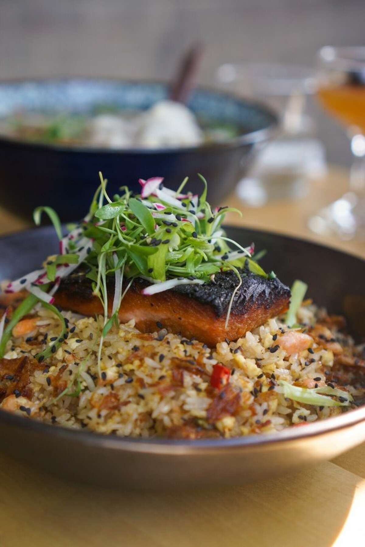 Bainbridge Island's Ba Sa restaurant is creating a Vietnamese-inspired Thanksgiving feast for guests to enjoy from the comfort of their homes. Dinner includes a roasted double duck, honey walnut prawn toast, Chinese sausage with dried shrimp risotto and almond casava cake. Dinner for two is $150; dinner for four is $195. A la carte items are available, and pre-orders must be placed by Nov. 23. Pick up will be offered between 1 p.m.-5 p.m. on Nov. 26.