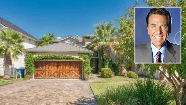 Previous Game Program Host Chuck Woolery Selling Texas House for $939,000 thumbnail