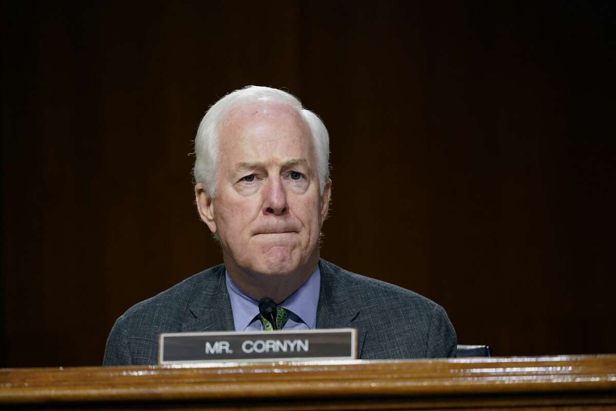 Sen. John Cornyn (R-TX) believes there are uncounted ballots in Puerto Rico.