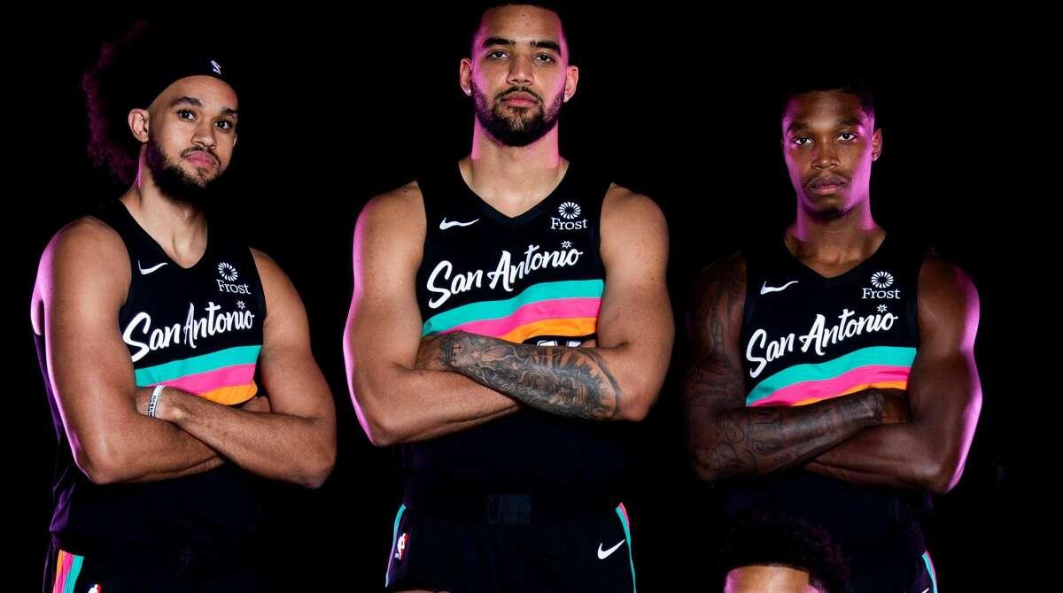 Spurs fiesta jersey override