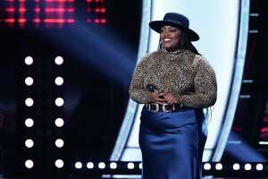 Houston native Desz survived the battle rounds on 'The Voice' and seems poised to make it far. She was a four chair turn during blind auditions and chose Kelly Clarkson as her coach.