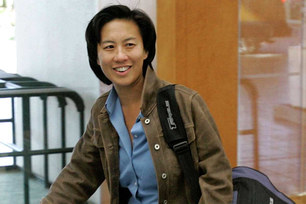 Kim Ng has become the highest-ranking woman in baseball operations in the major leagues after being hired Friday as general manager of the Miami Marlins.