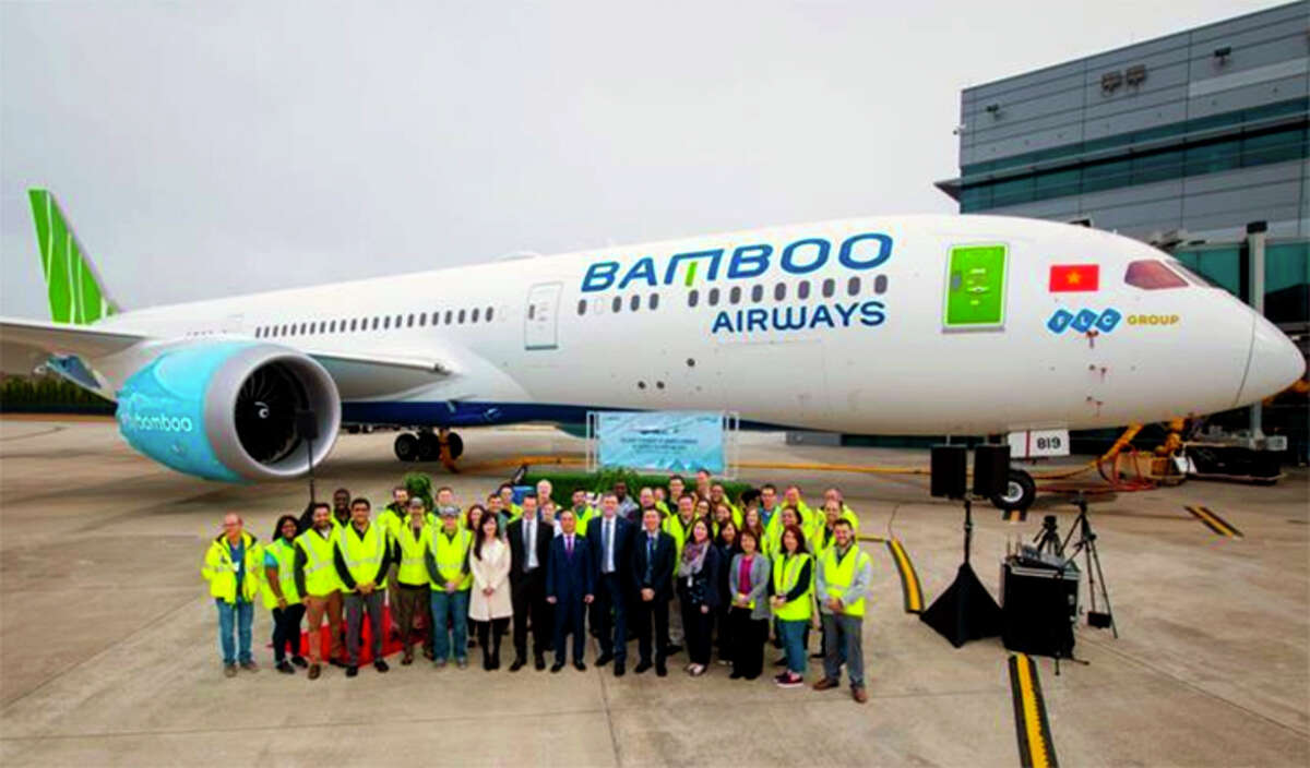 Vietnam's Bamboo Airways could start flying to the U.S. by next year, maybe even to SFO.
