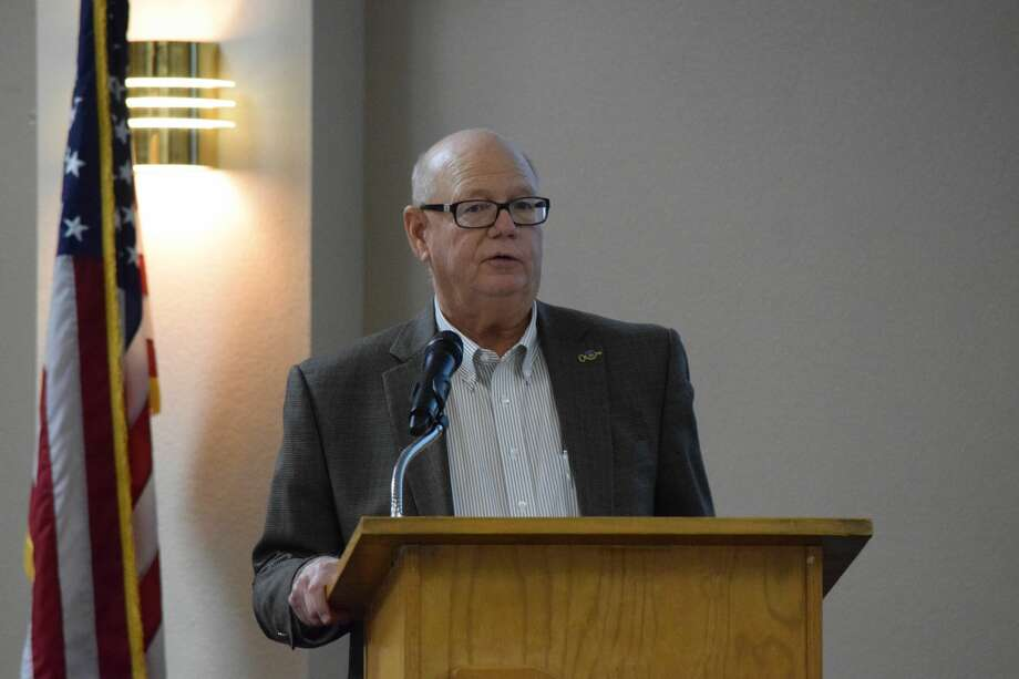 Mike Fox, executive director of the Plainview-Hale County Economic Development Corporation, says a housing study could provide valuable insight that could be used to make the city more marketable to business prospects. Photo: Ellysa Harris/Plainview Herald