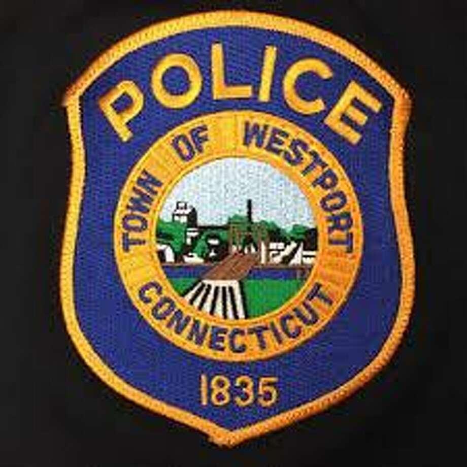 Westport Police Department insignia Photo: File Photo