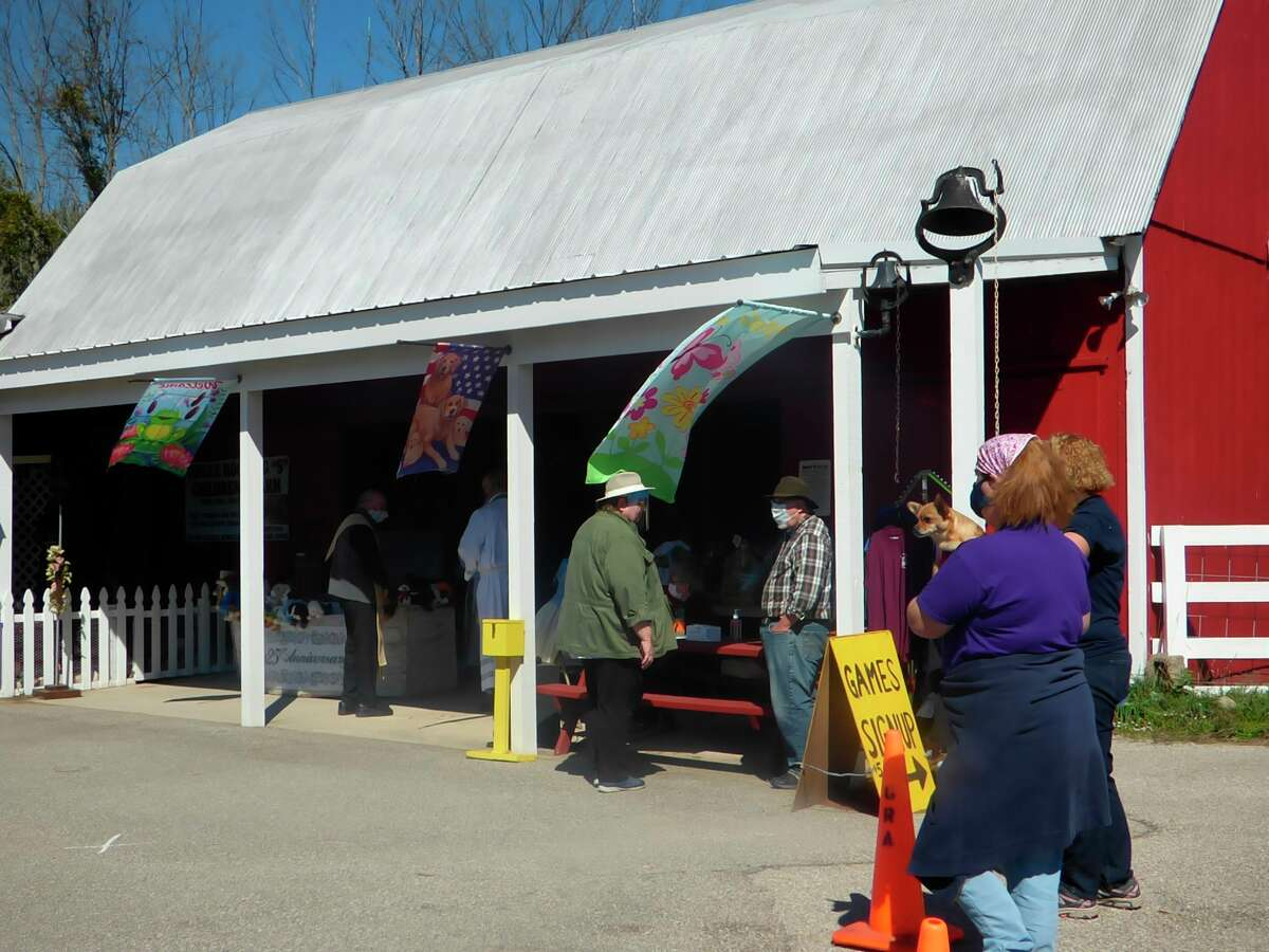 Circle Rocking S Children's Farm in Free Soil is offering free stuffed animals for families this holiday season. (File Photo)