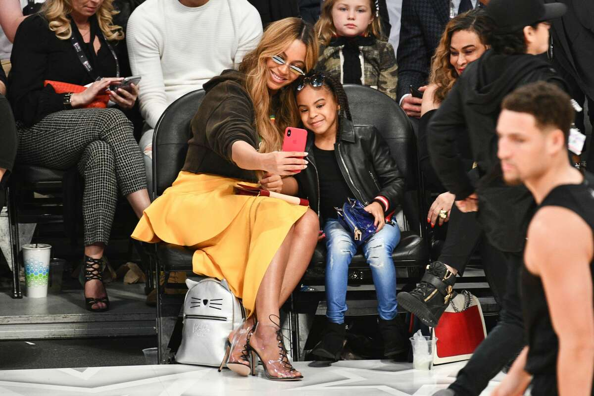 We know Beyoncé is a Texan, and now we're claiming Blue Ivy Carter too.