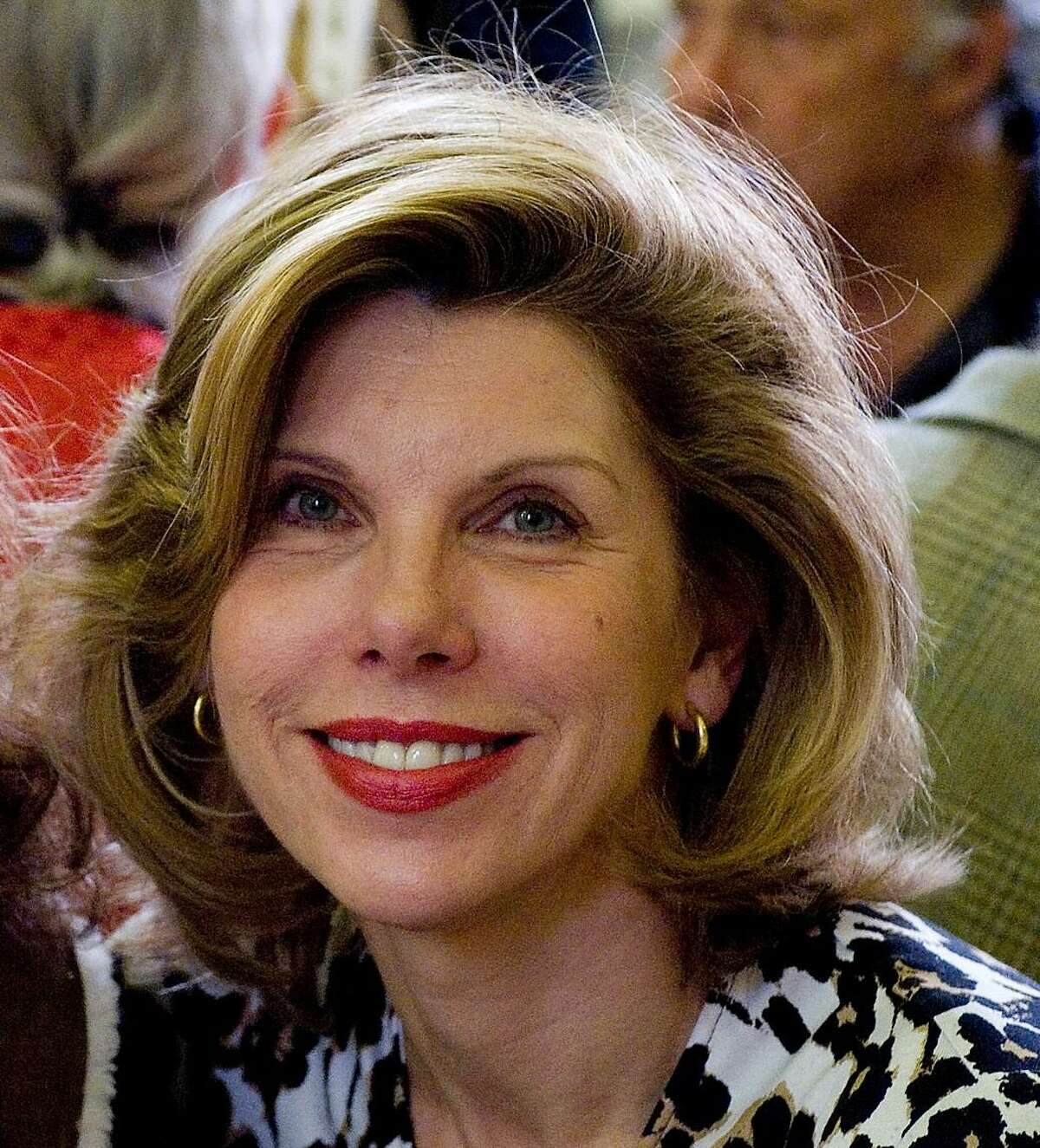 Christine Baranski will host HVA's virtual Auction for the Environment from 4-5 p.m., Sunday.
