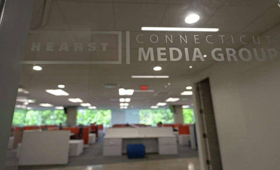 Hearst Connecticut Media Group's offices at 301 Merritt 7 in Norwalk, Conn.    Photo: Erik Trautmann / Hearst Connecticut Media / Norwalk Hour