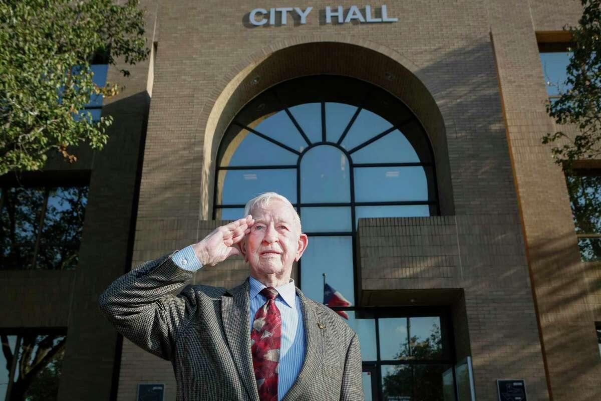 Pearland Mayor Tom Reid, 95,