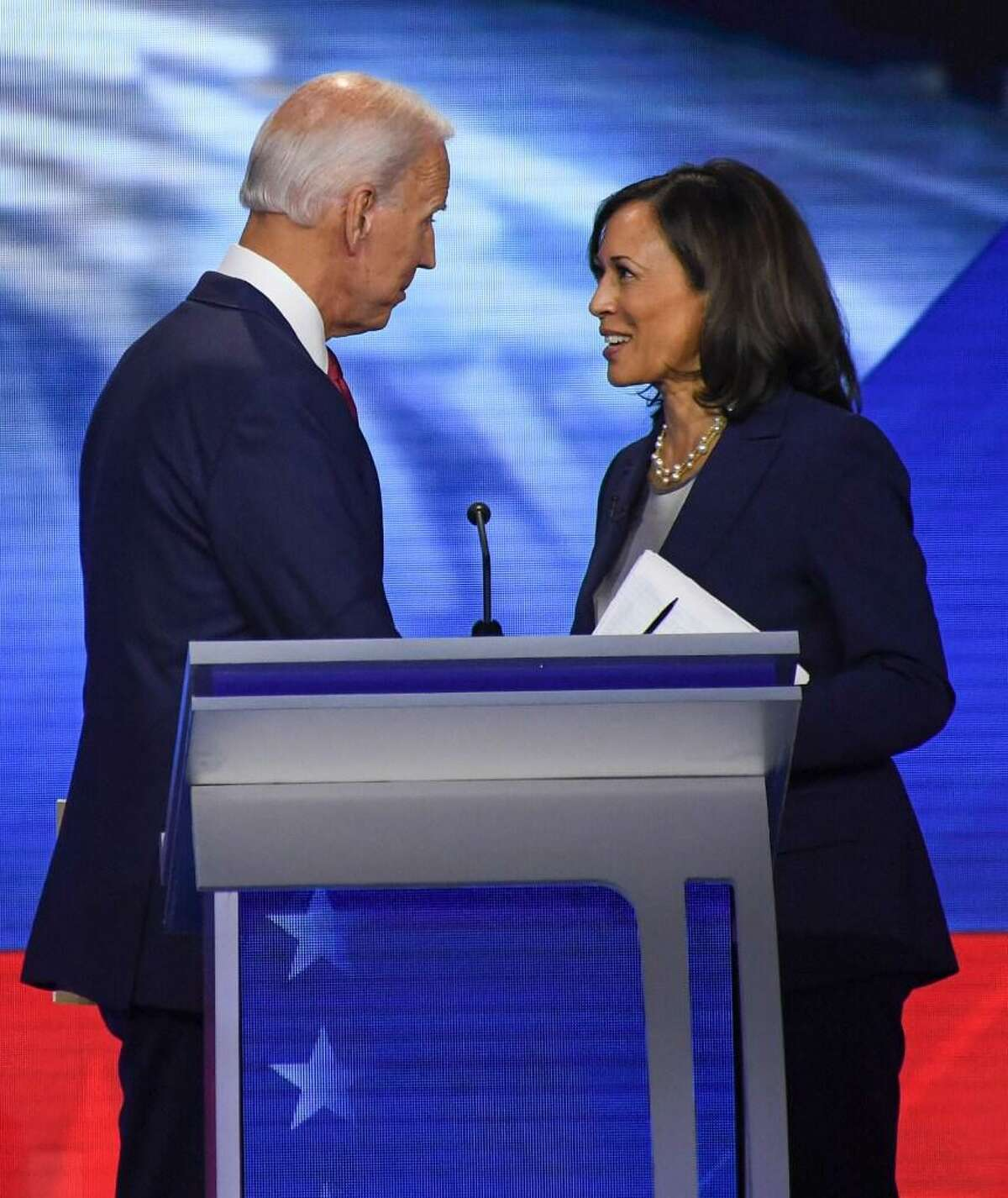 Joe Biden and Kamala Harris, the nation's incoming leaders, have the opportunity to restore trust in government.
