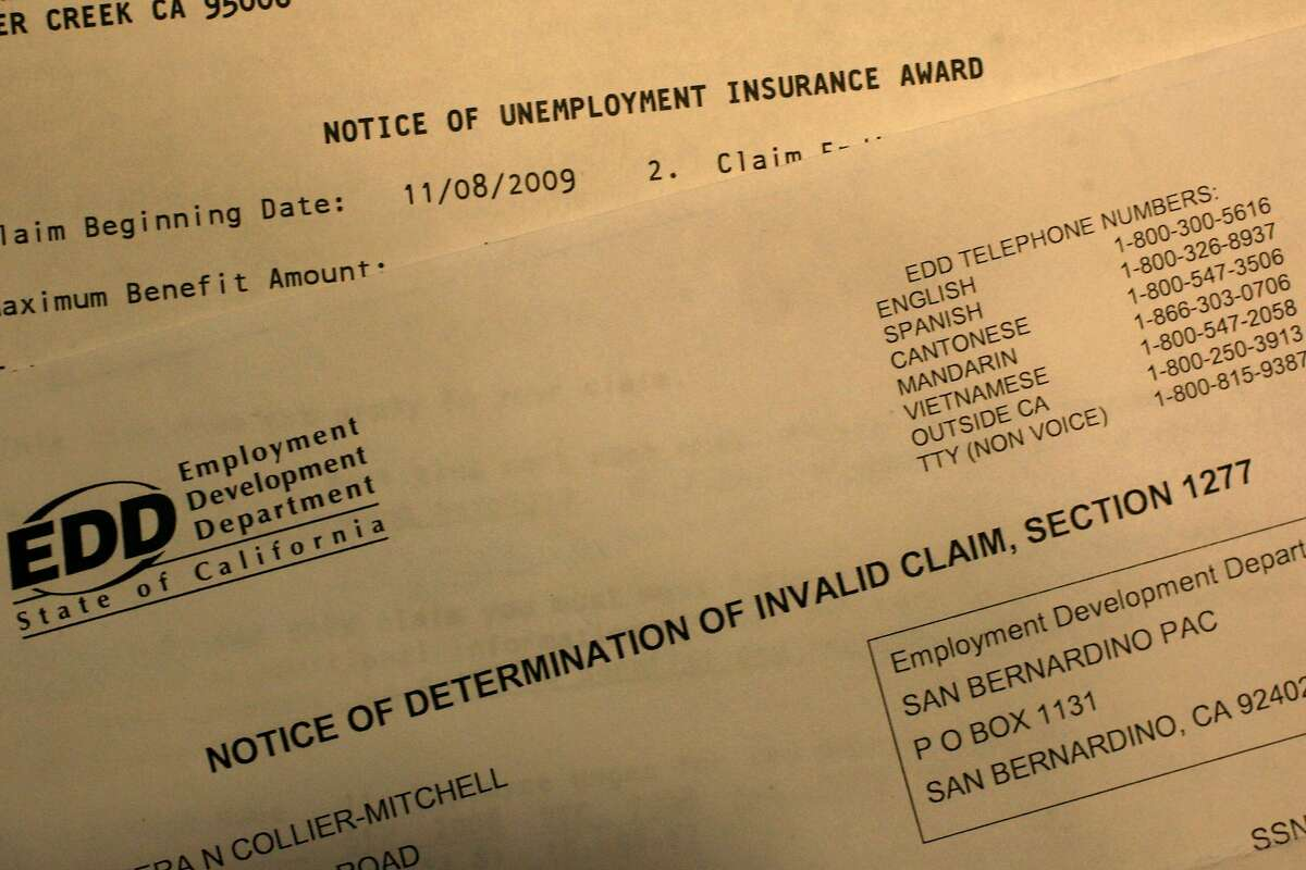If you get a notice from the EDD that your unemployment benefits have been denied, you can contest it.