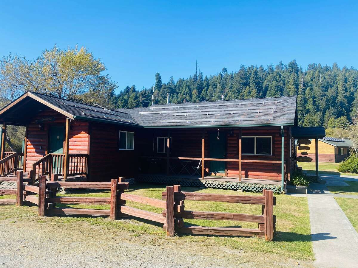 Elk Meadow Cabins is right beside Redwood National and State Parks.