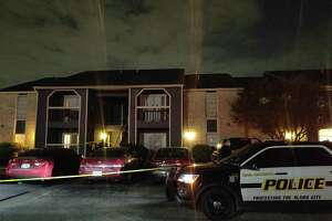 A 12-year-old boy accidentally shot himself in the head Friday evening at the Vista Meadows apartments, 1100 Callaghan Road, San Antonio police said.