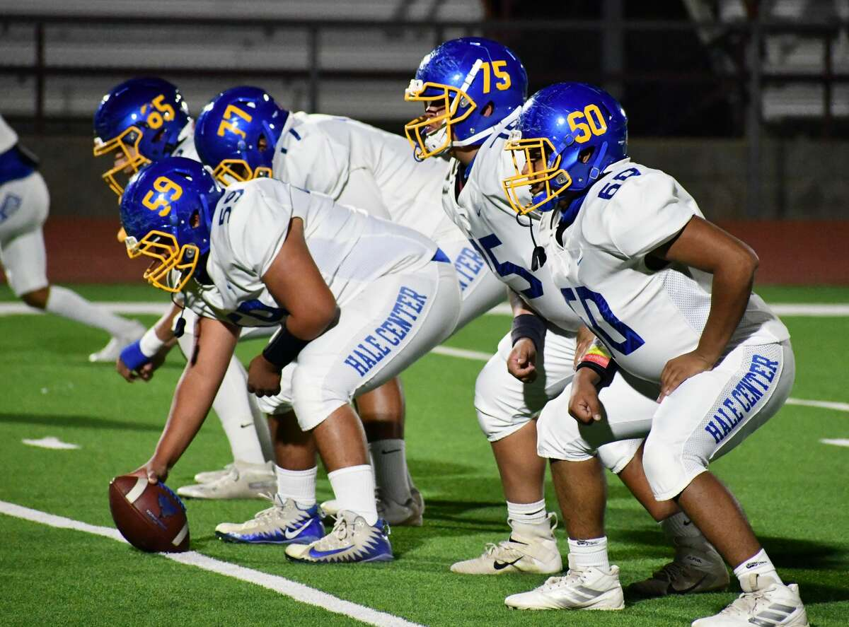 Hale Center suffered a 55-7 loss to No. 9 Panhandle in the bi-district round of the Class 2A Division I football playoffs on Friday, Nov. 13, 2020 in Tulia.