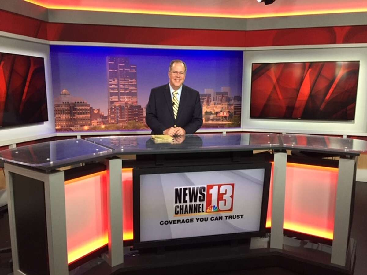 Jim Kambrich, a longtime news anchor at WNYT, is leaving the station. His last day will be December 4.