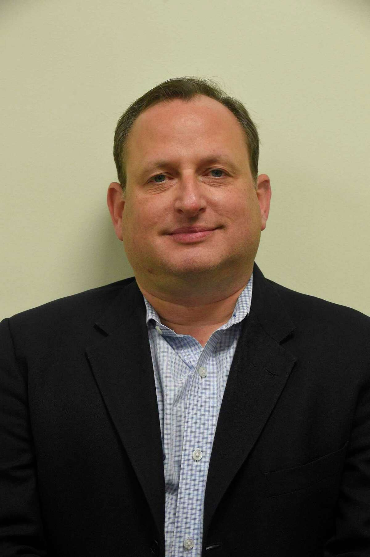 Peter Bernstein, Chair of the Greenwich Board of Education Nov. 21, 2019.