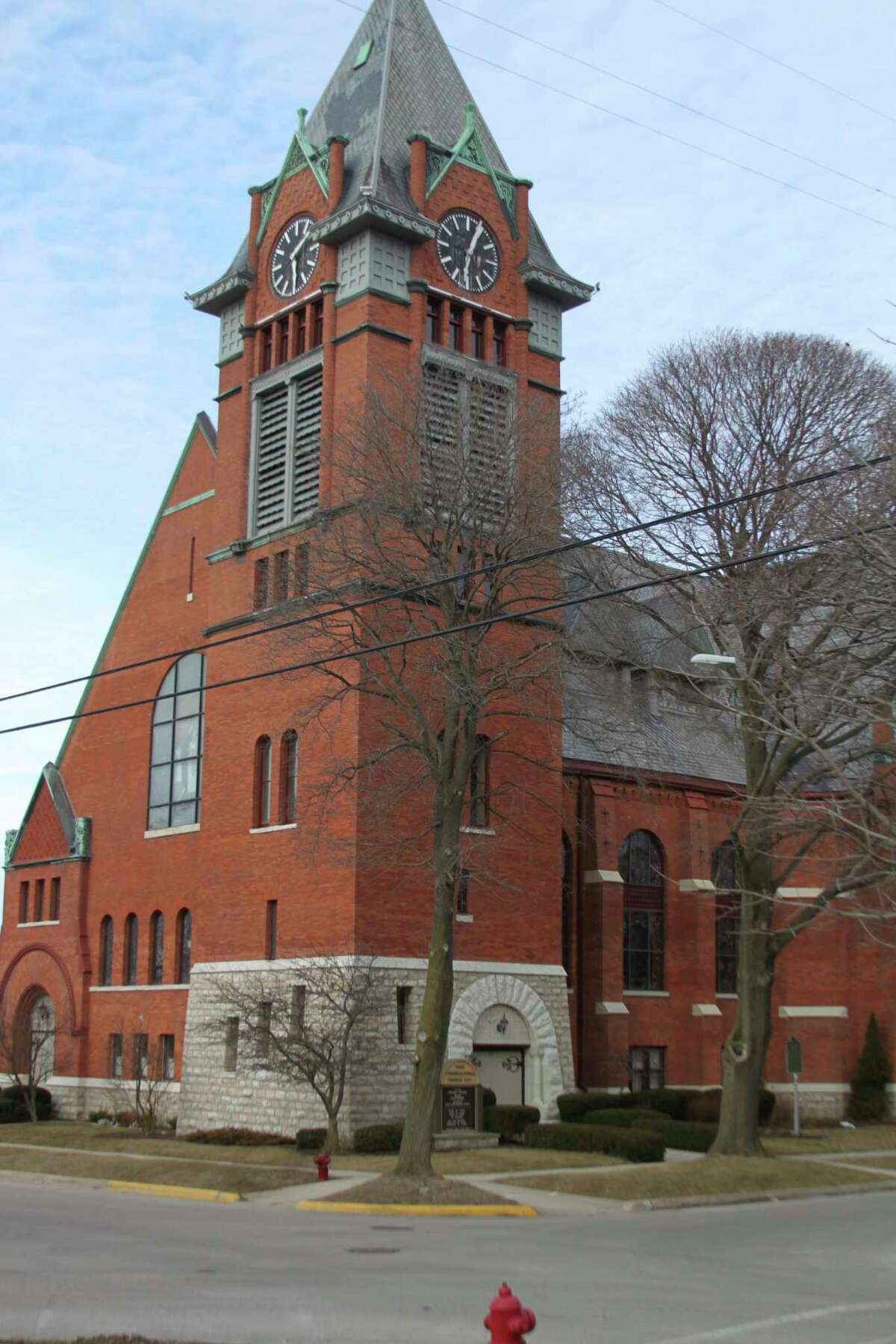 The First Congregational UCC of Manistee will host a Parking Lot Mini-Heritage Bazaar from 10 a.m. to 2 p.m. on Saturday in the church parking lot at the corner of Mapleand Fourth Streets. (File photo)