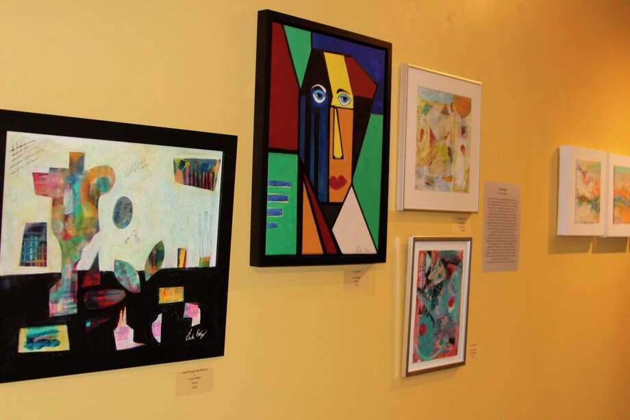 The Artist Appreciation Exhibition features a variety of artwork from previously contributing artists. (Photo/Colin Merry)