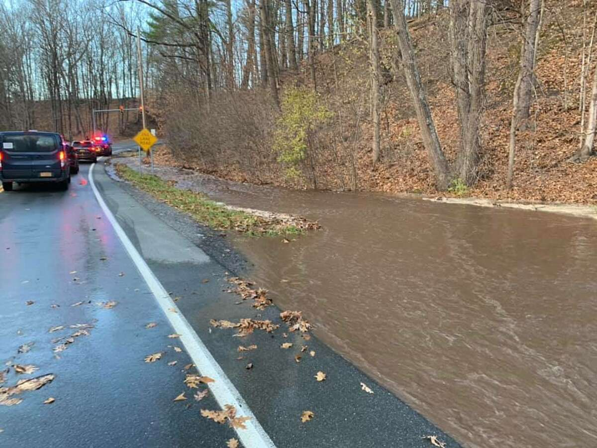 Town of Clifton Park Supervisor PhilBarrettsaid he didn't know how long the road will be closed or how many residents are without power. But he said it's a large water main break and it has affected many people in the area.