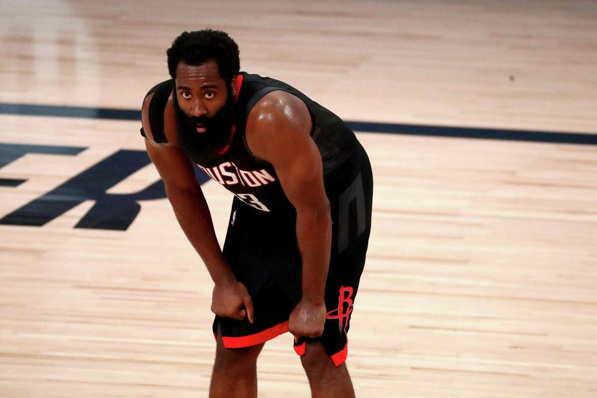 James Harden has played alonside many fellow superstars during his tenure with the Rockets.