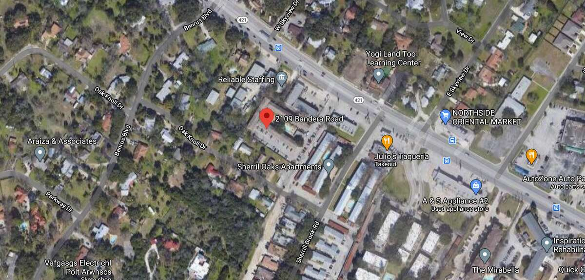 A 29-year-old man was killed after being shot multiple times at a Northwest Side apartment complex on Saturday.