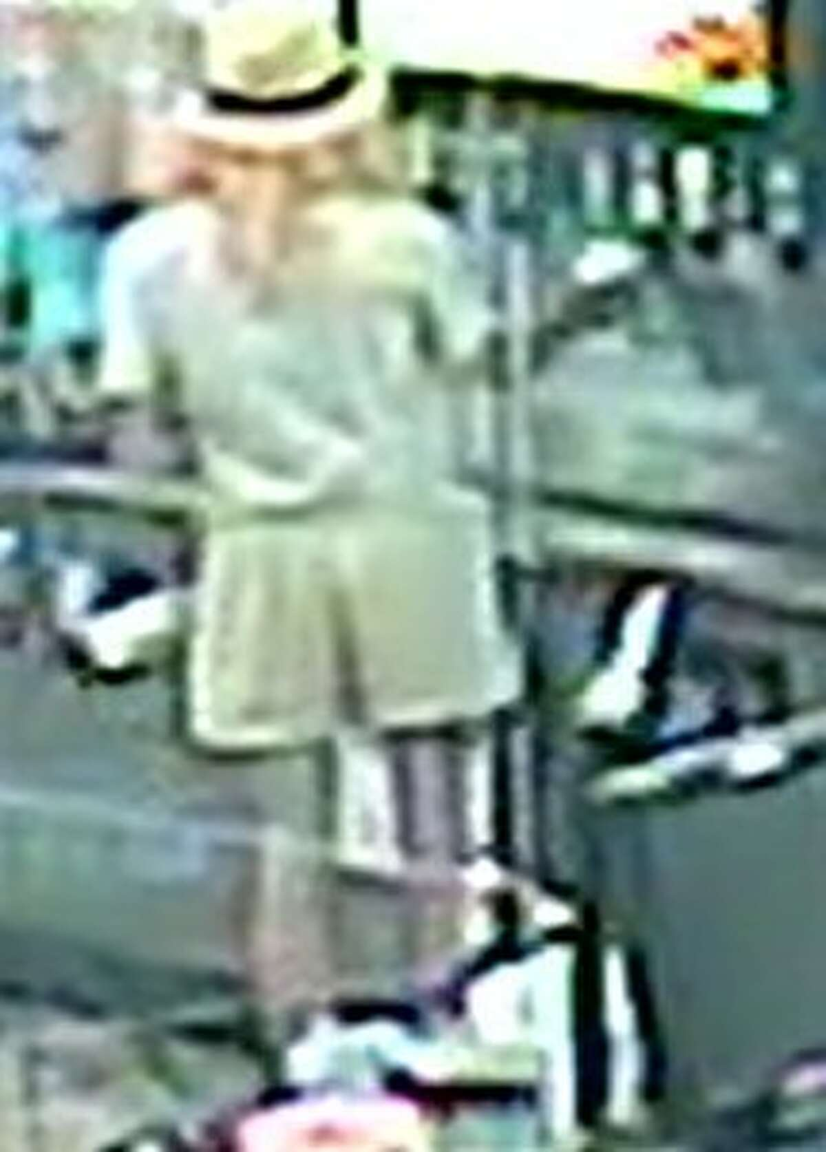 The Hays County Sheriff is asking the public's help in identifying a woman who is possibly in trouble in the Wimberley area.