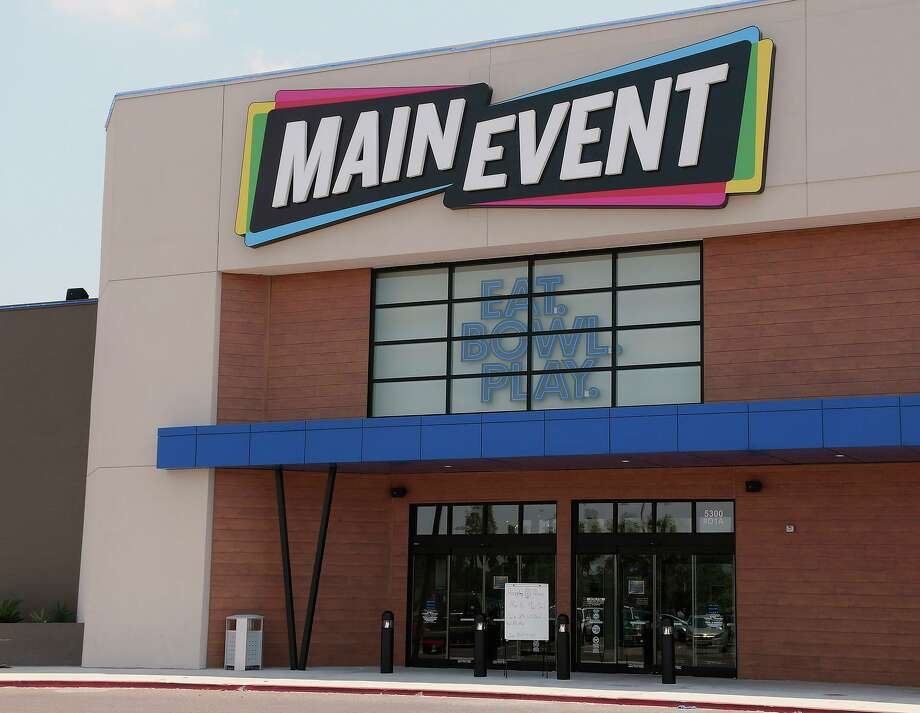 Main Event is located at Mall del Norte, but will now be available for customers to access through an online platform. Photo: Cuate Santos /Laredo Morning Times / Laredo Morning Times