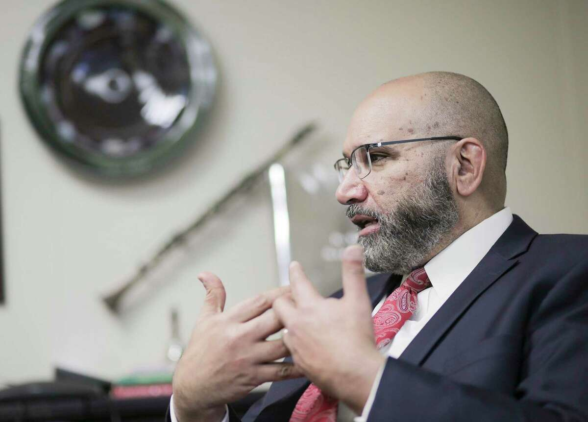 Fort Bend ISD superintendent Charles Dupre talks about the 95 remains found in the location where the school district was building a new school on Tuesday, March 5, 2019 in Sugarland.