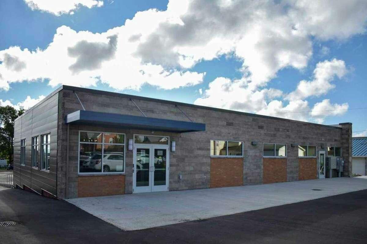 The new medical clinic of the Harbor Beach Community Hospital. (Tribune File Photo)