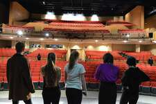 """Darien High School Theatre 308 Students are putting on """"The Pandemic Project"""" this year, 2020, free of charge, via the Zoom meeting application, Nov. 19, Nov. 20, and Nov. 21, at 7 p.m."""