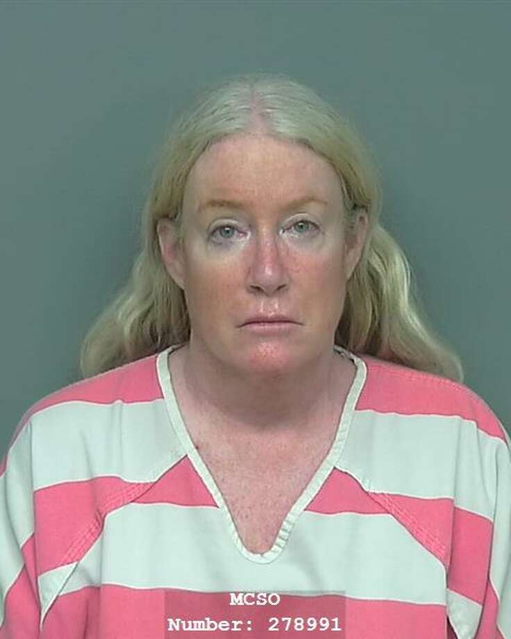 Barbara Ann Kenney, 56, of Spring, is being charged with murder and tampering with evidence of a human corpse. Photo: Courtesy Of The Montgomery County Sheriff's Office