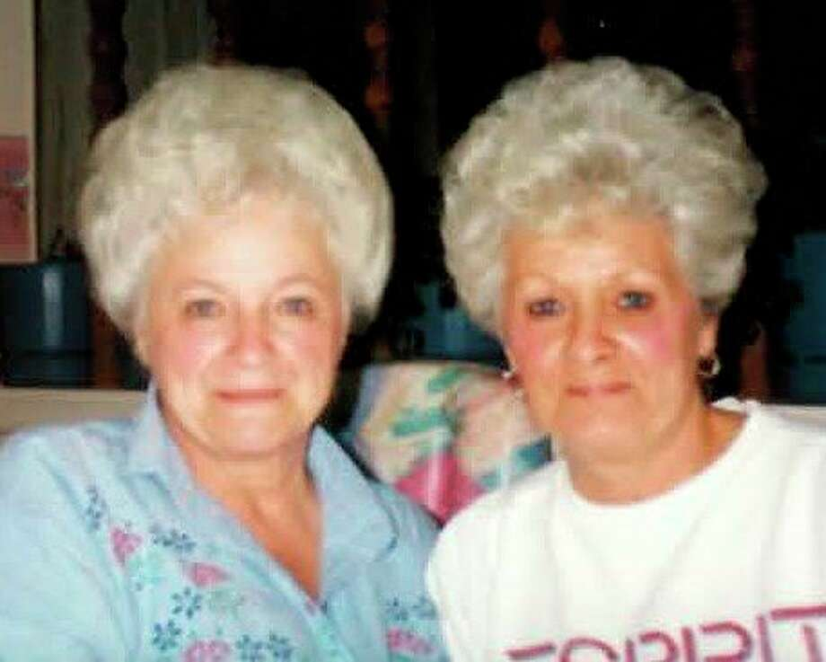 Joann Corner and Joyce Hughes.