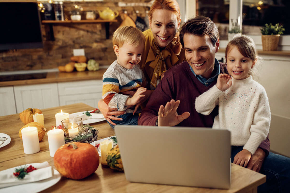 Health experts suggest a virtual visit for Thanksgiving instead of an in-person one.