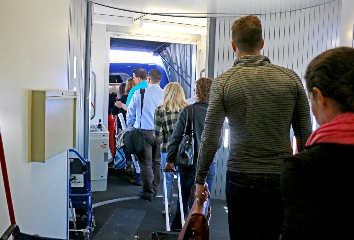 AAA expects the number of Thanksgiving air travelers to be down 48% vs. last year.