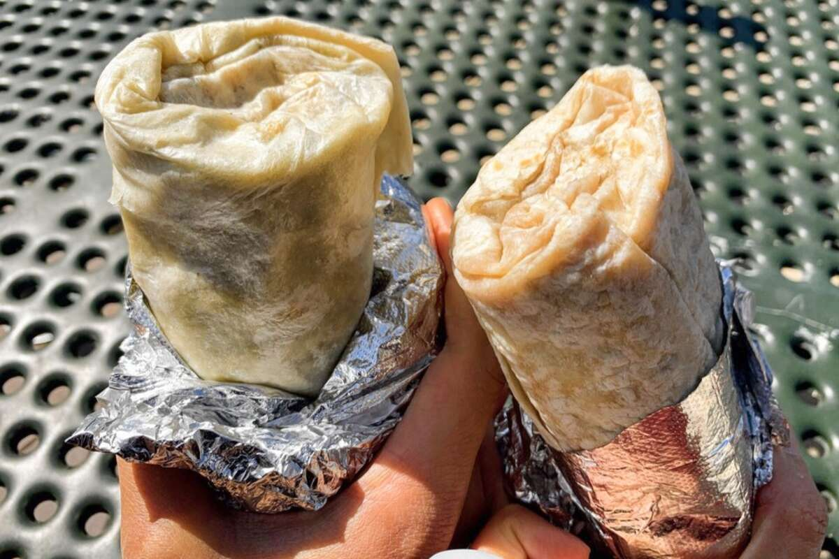 Curry Up Now Why order one burrito from Curry Up Now when you can order six? That's just one of the options available on GoldBelly anyway. But if you can't commit to six burritos, then you might prefer a family meal large enough to feed four. Curry Up Now | Multiple locations | Find them on GoldBelly