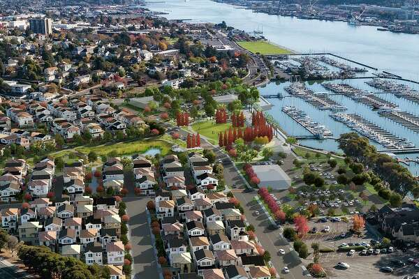 Architect Jennifer Mastro worked on the Mariner's Cove project in Vallejo, a 7.5-acre community of 175 single-family homes and a pair of parks near the waterfront. Construction of Mariner's Cove is set to begin in 2021.