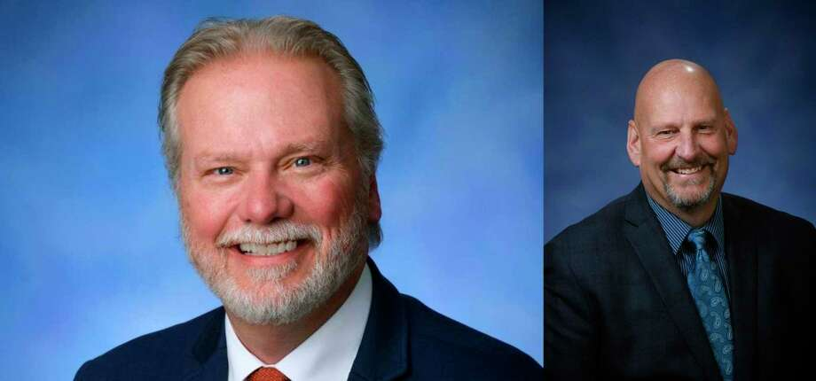 Michigan Rep. Jack O'Malley (left), R-Lake Ann, and Sen. Curt VanderWall, R-Ludington, expressed concern about the new restrictions announced on Sunday by the Michigan Department of Health and Human Services. (Courtesy photos)