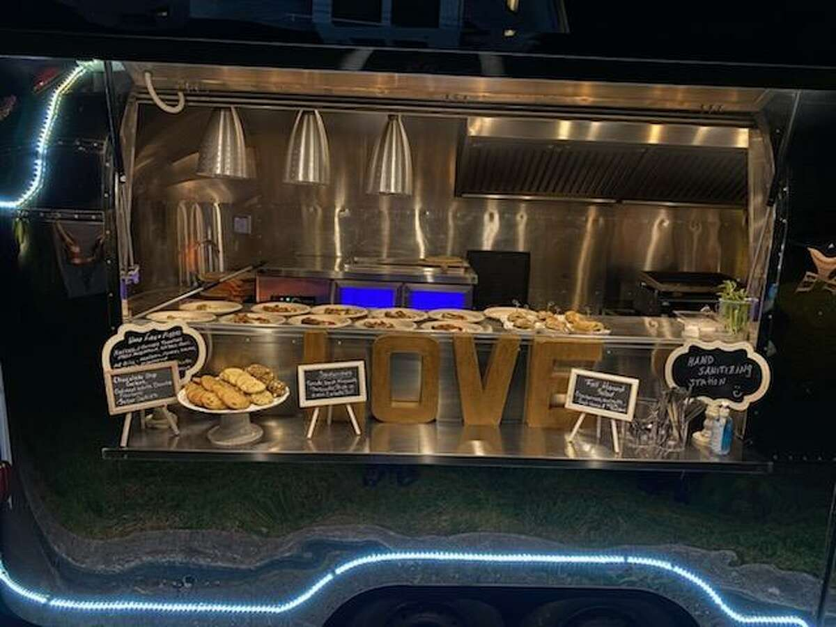 The mobile Navona food truck, run by the folks behind Albany's Restaurant Navona.
