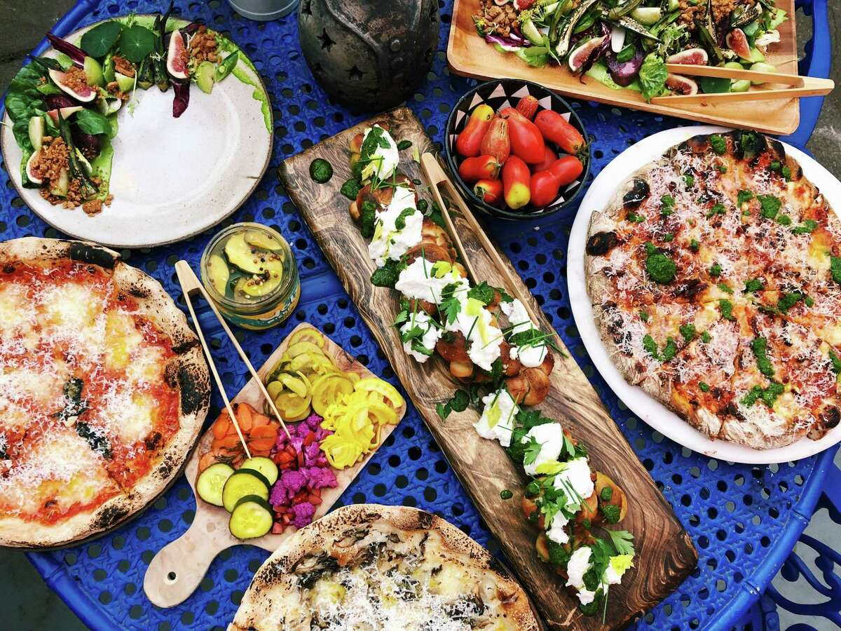 Shuggie's Trash Pizza & Natural Wine will serve pizza, salads and sides that use produce and ingredients that otherwise get thrown away, in an effort to reduce food waste.