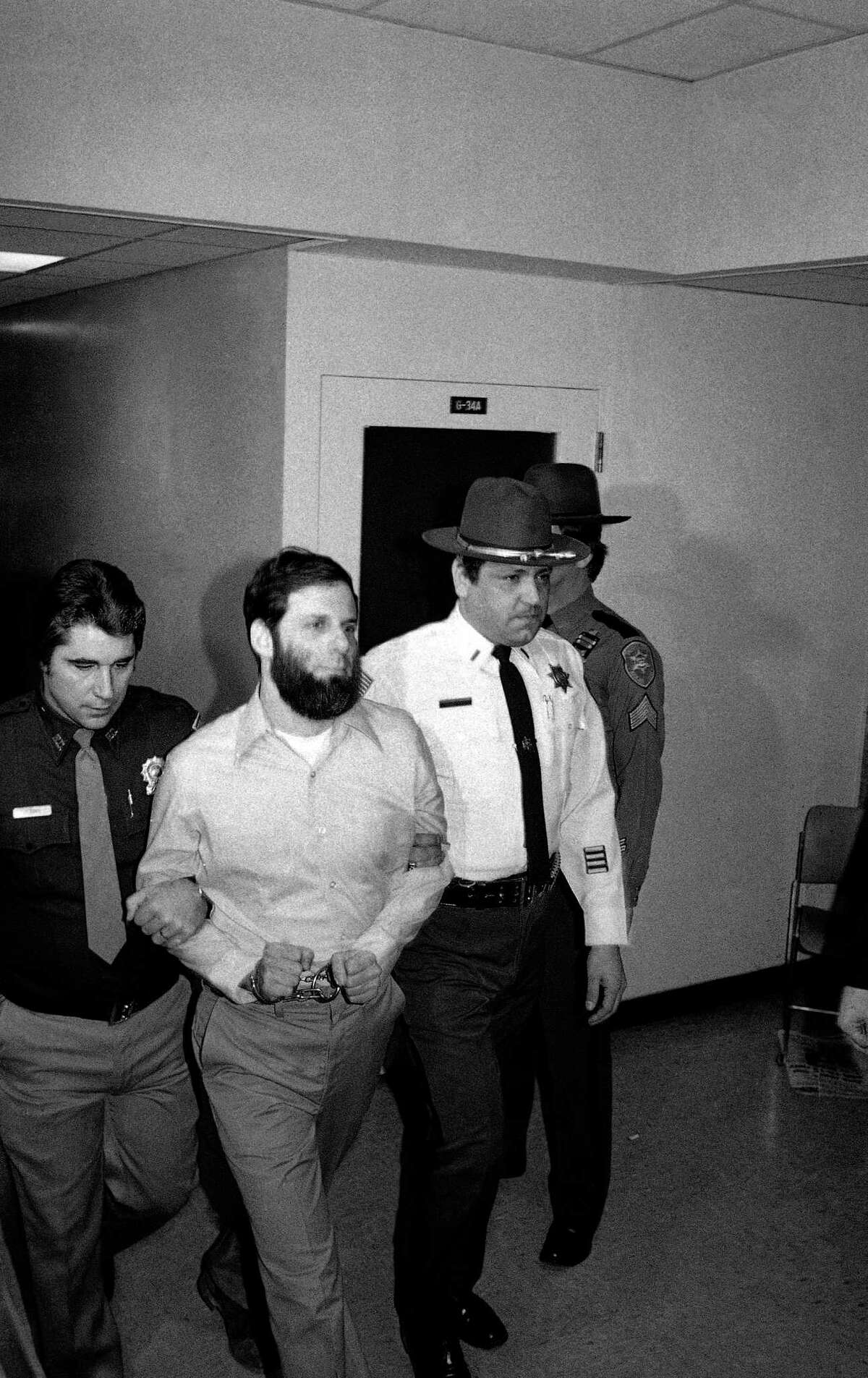 David Gilbert, the father of S.F. District Attorney Chesa Boudin, was arrested in 1981 for his role in an armored car robbery that left three people dead.