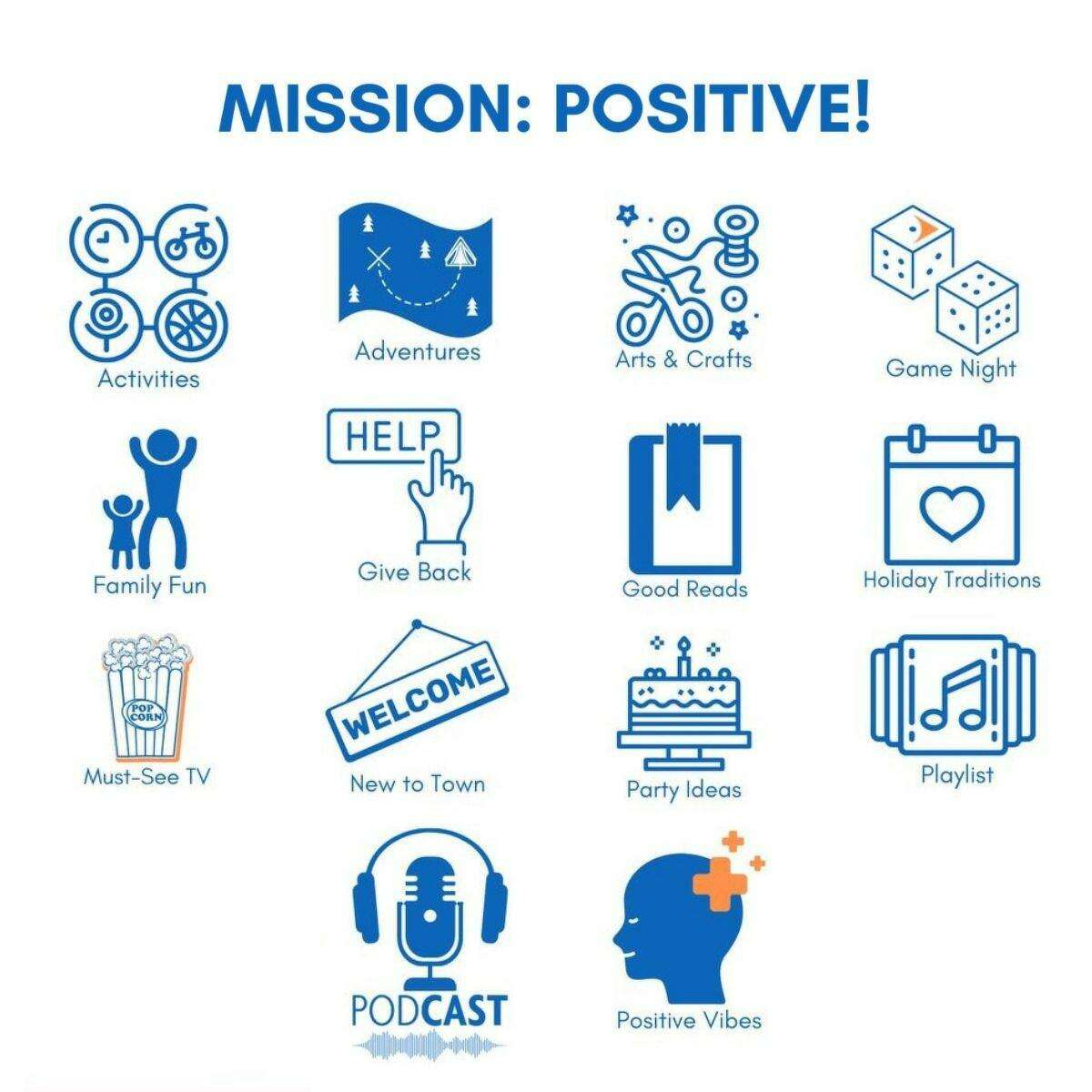 Darien non-profits combine efforts for a new initiative, 'Mission: Positive!'