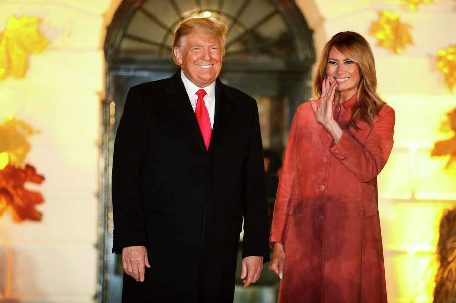 The marriage dynamic of President Donald Trump and first lady Melania Trump has been a subject of fascination for critics. Photo: Photo For The Washington Post By Oliver Contreras / Oliver Contreras